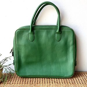 """Cole Haan 13"""" Leather Laptop Bag"""